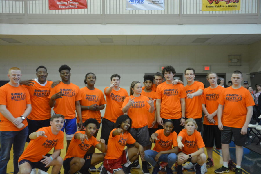 Student v. Faculty basketball game