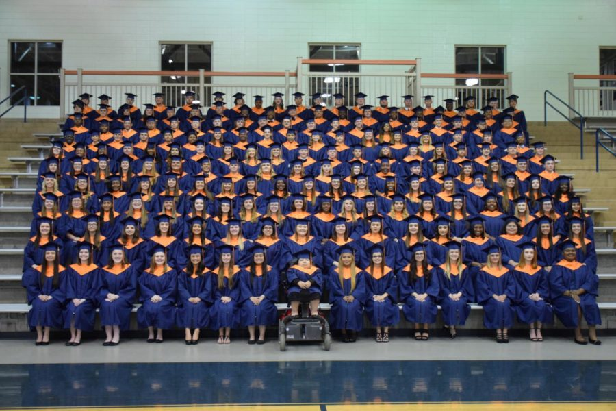 Chapman High School Class of 2018