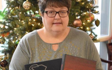 Panorama staff rekindles high school memories for a local alumna