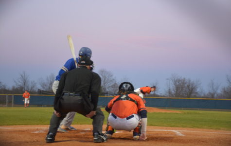 Varsity Baseball sweeps the region