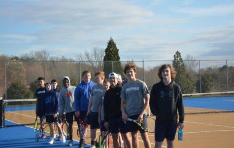 PHOTO GALLERY: Boys Tennis
