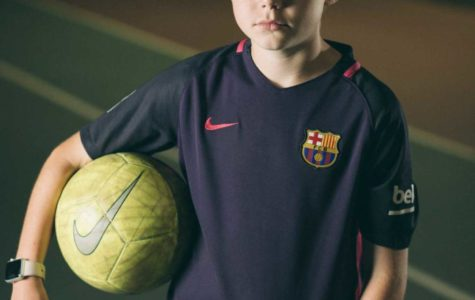 Soccer phenom not letting age get in the way of her Goals