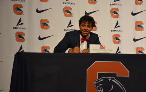 Newberry signs two more Panther athletes
