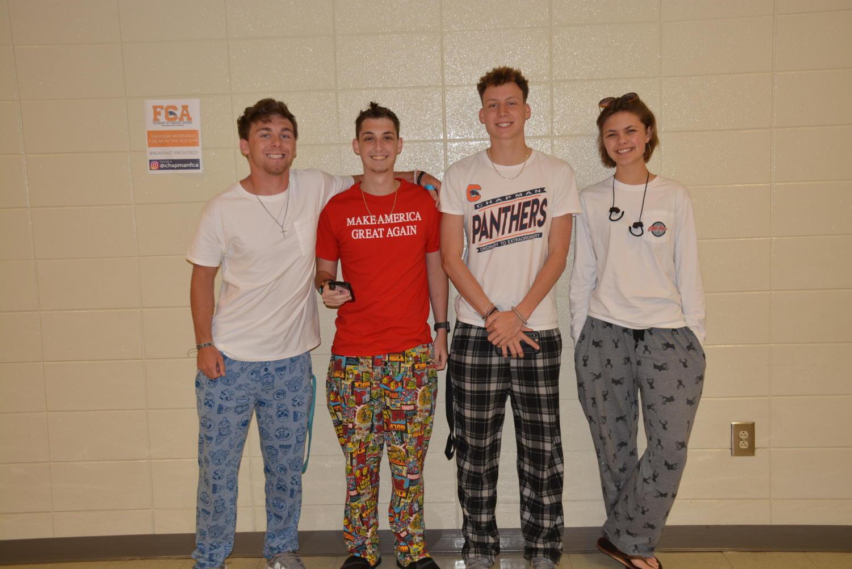 Seniors+Brandon+Adams%2C+Dale+Barron%2C+Chad+Smith+and+Emery+Pierce+