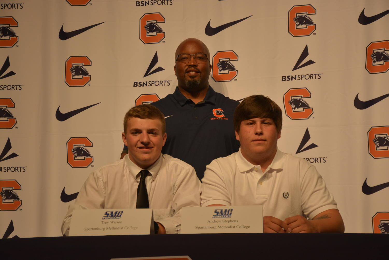 Trey+Wilson%2C+Andrew+Stephens%2C+and+Coach+Grey+