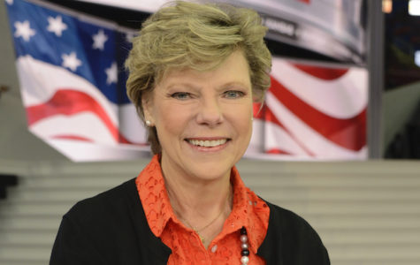 Renowned journalist Cokie Roberts dies