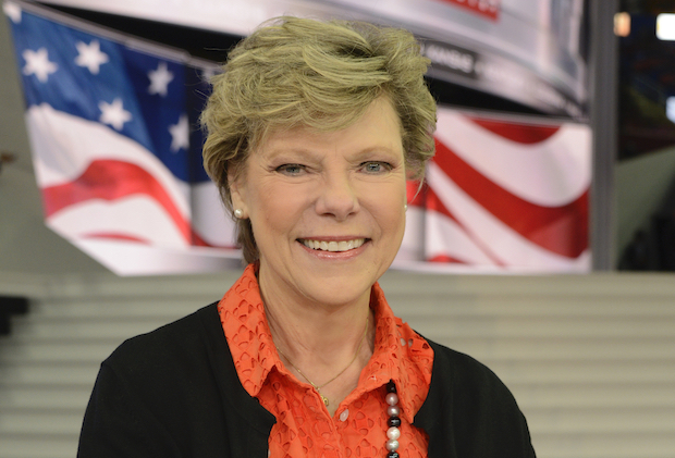 ABC NEWS - 7/20/16 - Coverage of the 2016 Republican National Convention from the Quicken Loans Arena in Cleveland, Ohio, which airs on all ABC News programs and platforms.  GOOD MORNING AMERCIA broadcasts live from the convention floor. (ABC/ Ida Mae Astute)   COKIE ROBERTS