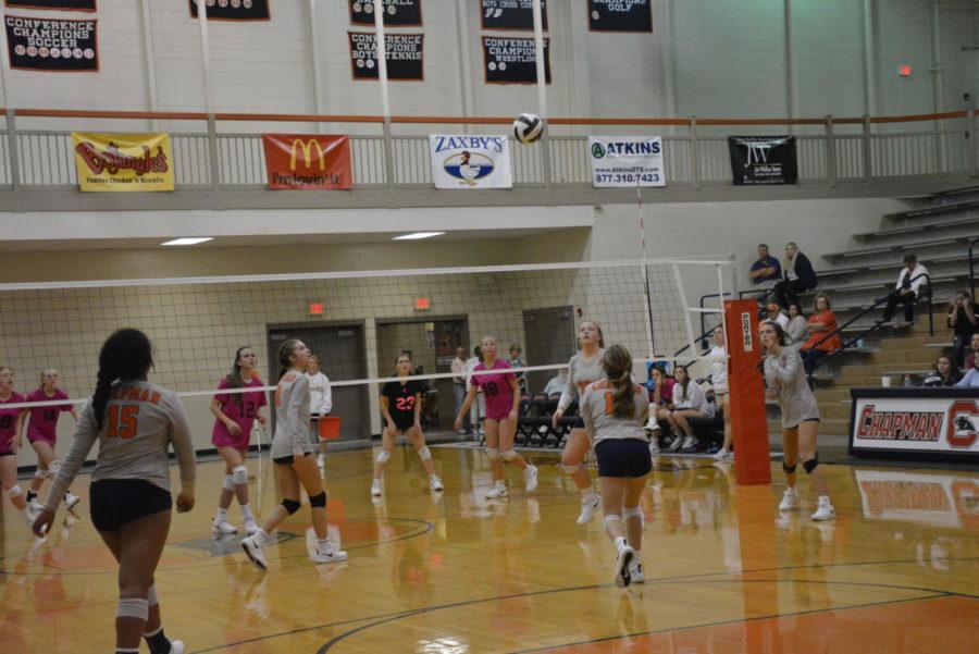 PHOTO+GALLERY%3A+Volleyball+Senior+Night