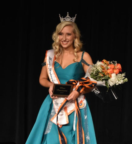 Hall Talk: Emma Henderson, Miss Panorama 2019