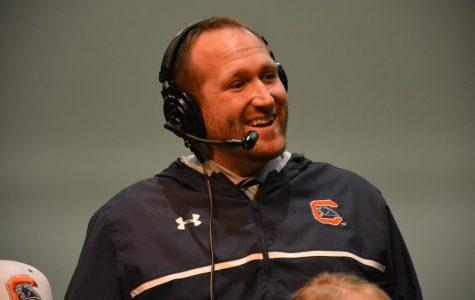 Coach Steven Fusaro