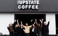 Photo courtesy of Upstate Coffee's social media.