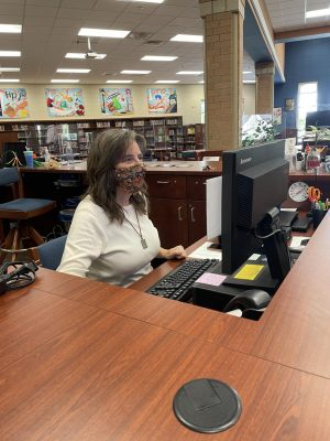 Despite some book loss, media center thrives