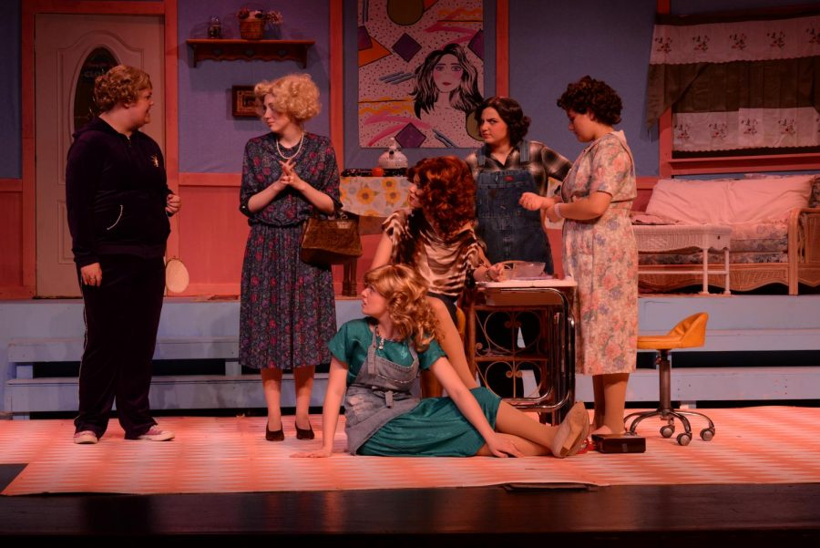 A review of Steel Magnolias